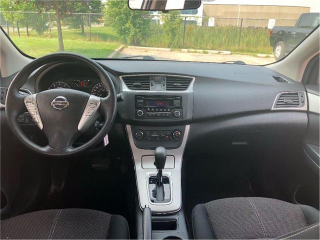 2015 Nissan Sentra 1.8 S (Stk: M9686A) in Scarborough - Image 12 of 21