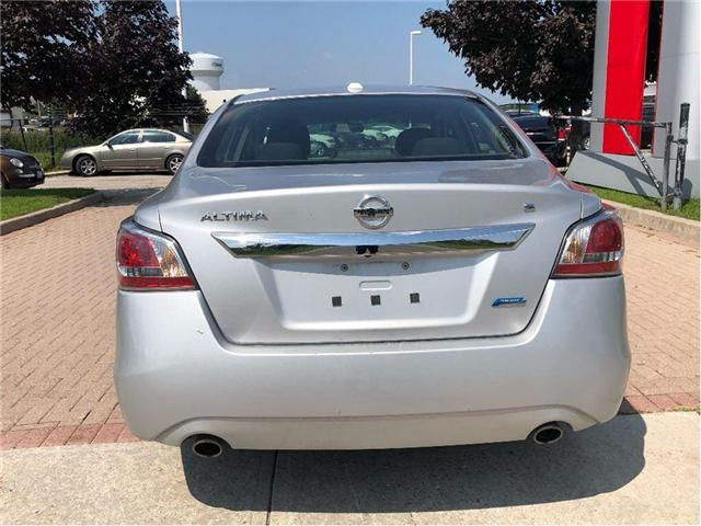 2014 Nissan Altima 2.5 SV (Stk: M9767B) in Scarborough - Image 4 of 19