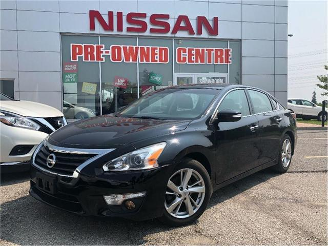 2014 Nissan Altima 2.5 SL-SUNROOF-NAVIGATION (Stk: U2957) in Scarborough - Image 1 of 23