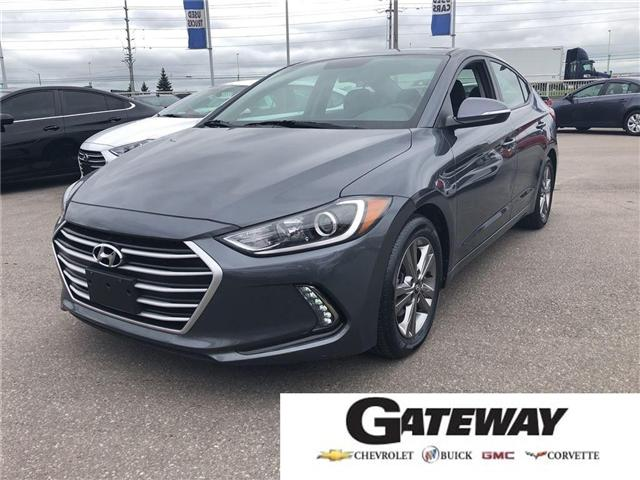 2017 Hyundai Elantra GL|Heated Seats|Rear View Camera|Bluetooth (Stk: PA17334) in BRAMPTON - Image 1 of 19
