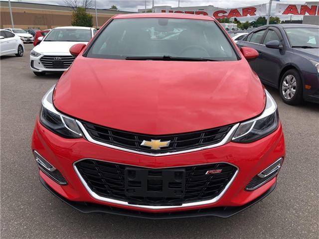 2018 Chevrolet Cruze LT|BLUETOOTH|AUTO|XM|LOW KM'S\ (Stk: PL17350) in BRAMPTON - Image 2 of 20