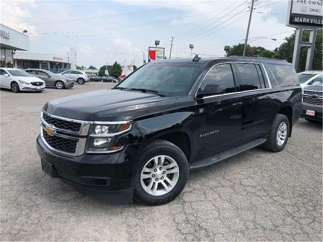 2016 Chevrolet Suburban 2LT-LEATHER-NAVI-ROOF-TRADE (Stk: 121204A) in Markham - Image 1 of 14