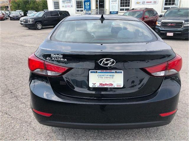 2014 Hyundai Elantra GL- CERTIFIED PRE-OWNED- 1 OWNER TRADE (Stk: 304495A) in Markham - Image 4 of 17