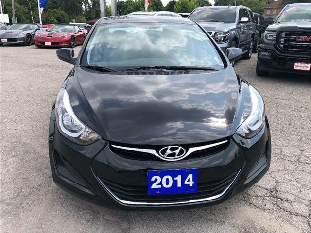 2014 Hyundai Elantra GL- CERTIFIED PRE-OWNED- 1 OWNER TRADE (Stk: 304495A) in Markham - Image 8 of 17
