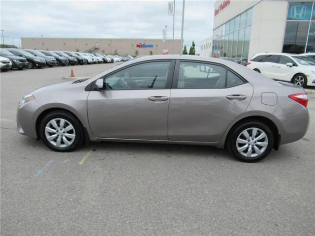2015 Toyota Corolla LE, BACK UP CAM, HEATED SEATS! (Stk: 8135054A) in Brampton - Image 2 of 29