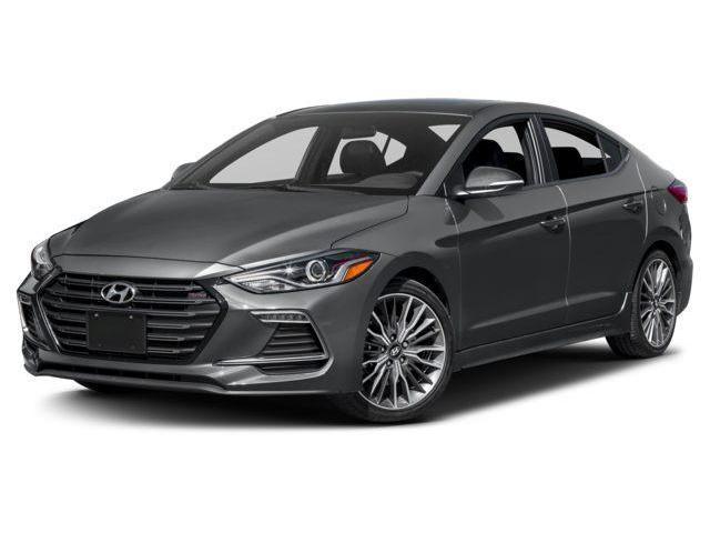 2018 Hyundai Elantra Sport (Stk: 58123) in Kitchener - Image 1 of 9
