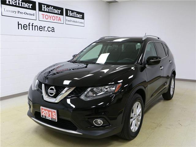 2015 Nissan Rogue SV (Stk: 185875) in Kitchener - Image 1 of 22