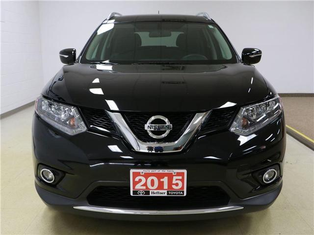 2015 Nissan Rogue SV (Stk: 185875) in Kitchener - Image 7 of 22