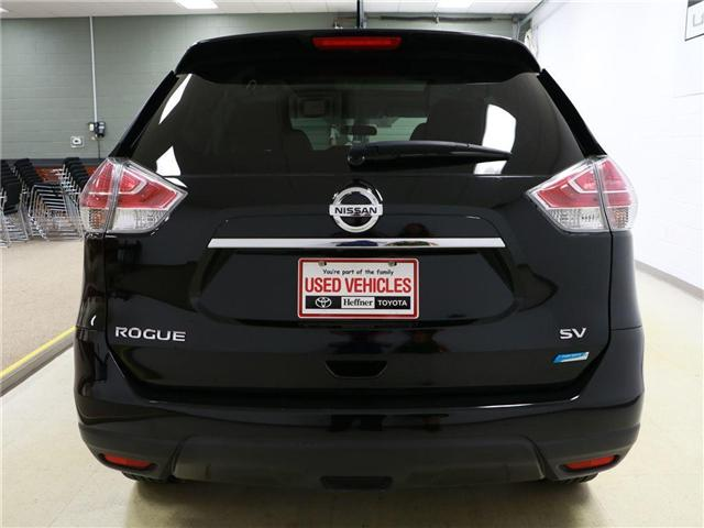 2015 Nissan Rogue SV (Stk: 185875) in Kitchener - Image 8 of 22