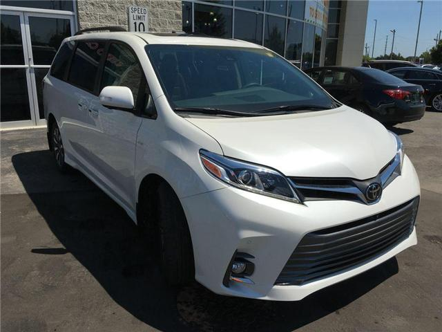2018 Toyota Sienna AWD LIMITED (Stk: 41478) in Brampton - Image 26 of 27