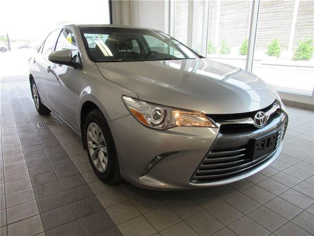 2017 Toyota Camry LE (Stk: 15513A) in Toronto - Image 1 of 15