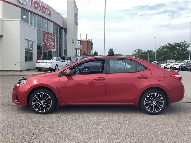 2015 Toyota Corolla S (Stk: P2148) in Bowmanville - Image 2 of 13