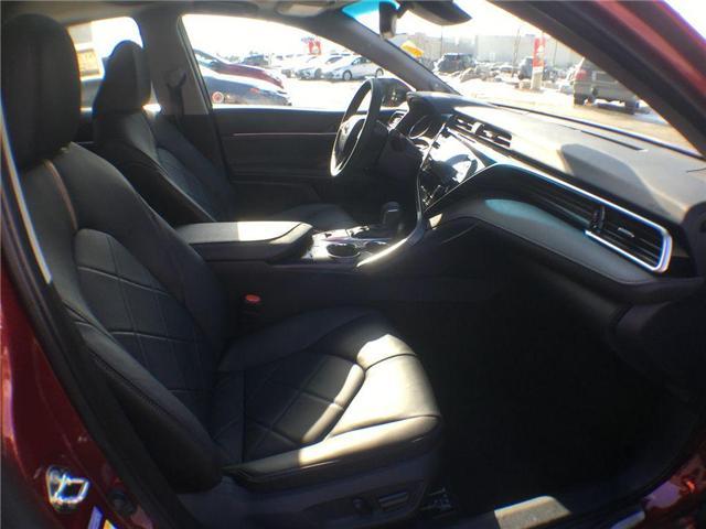 2018 Toyota Camry HYBRID XLE (Stk: 39063) in Brampton - Image 25 of 27
