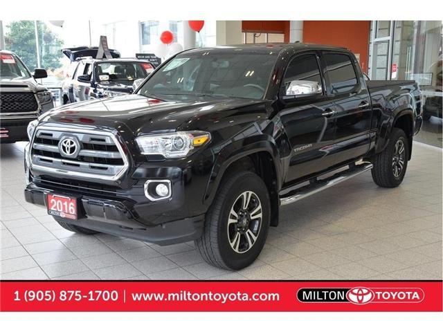 2016 Toyota Tacoma  5TFHZ5BN1GX002744 002744 in Milton
