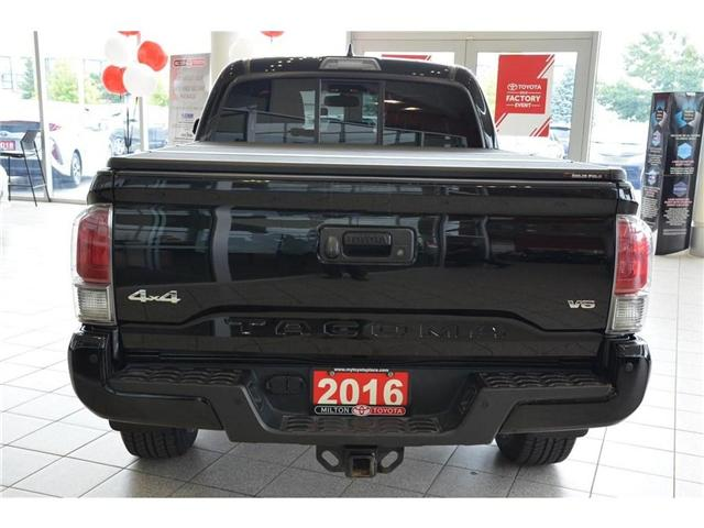 2016 Toyota Tacoma  (Stk: 002744) in Milton - Image 35 of 41