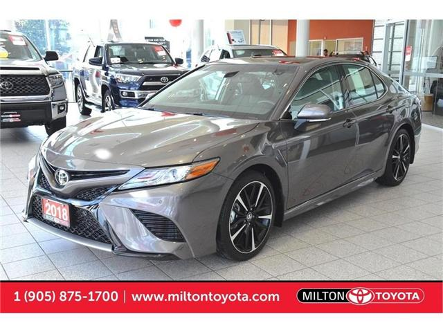 2018 Toyota Camry  (Stk: 126112) in Milton - Image 1 of 40