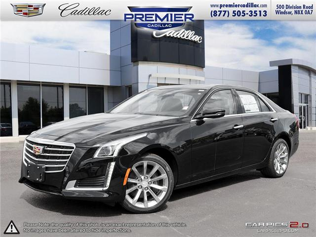 2019 Cadillac CTS 2.0L Turbo Luxury (Stk: 191081) in Windsor - Image 1 of 27