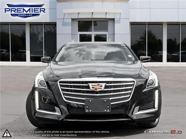 2019 Cadillac CTS 2.0L Turbo Luxury (Stk: 191081) in Windsor - Image 2 of 27