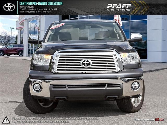 2013 Toyota Tundra 4x4 CrewMax Platinum 5.7 (Stk: HU4456) in Orangeville - Image 2 of 27