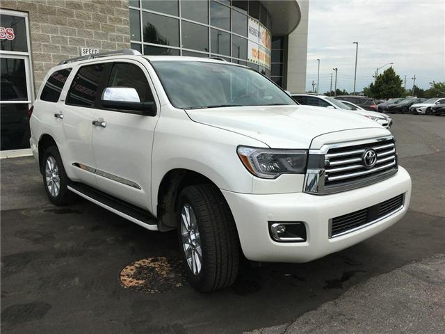 2018 Toyota Sequoia PLATINUM (Stk: 41529) in Brampton - Image 25 of 26