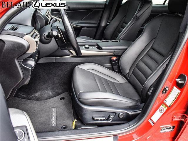 2016 Lexus IS 300 Base (Stk: L0401) in Ottawa - Image 14 of 30
