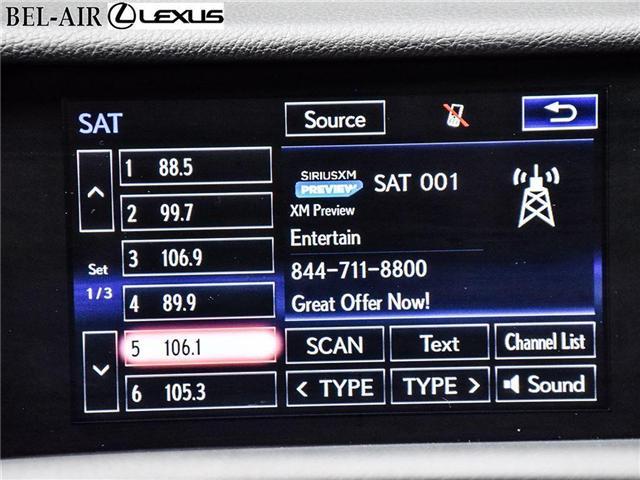 2016 Lexus IS 300 Base (Stk: L0401) in Ottawa - Image 24 of 30