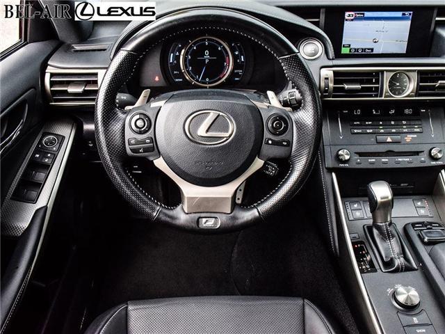 2016 Lexus IS 300 Base (Stk: L0401) in Ottawa - Image 25 of 30