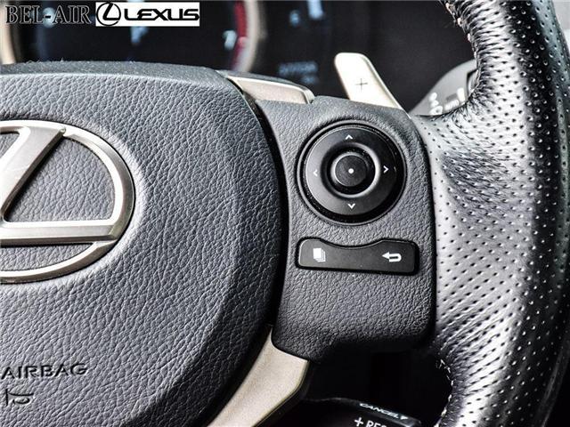 2016 Lexus IS 300 Base (Stk: L0401) in Ottawa - Image 27 of 30