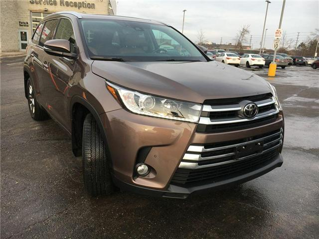 2018 Toyota Highlander AWD LIMITED (Stk: 40062) in Brampton - Image 26 of 27