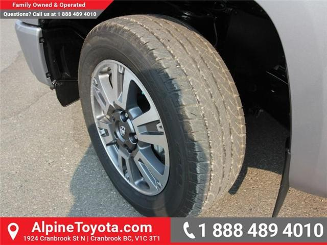 2018 Toyota Tundra Platinum 5.7L V8 (Stk: X768979) in Cranbrook - Image 17 of 17