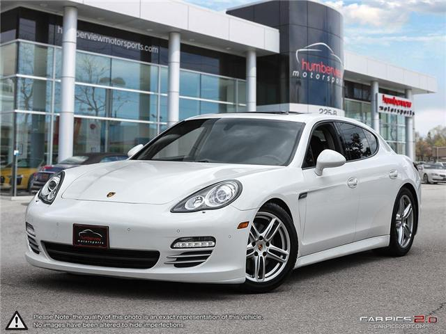 2012 Porsche Panamera  (Stk: 18MSC454A) in Mississauga - Image 1 of 27