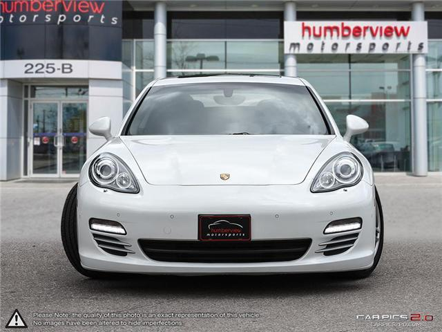 2012 Porsche Panamera  (Stk: 18MSC454A) in Mississauga - Image 2 of 27