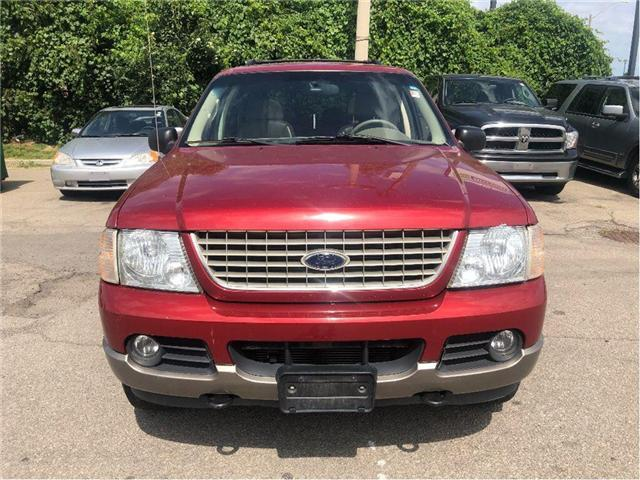 2002 Ford Explorer Eddie Bauer (Stk: 18-7063PA) in Hamilton - Image 9 of 20
