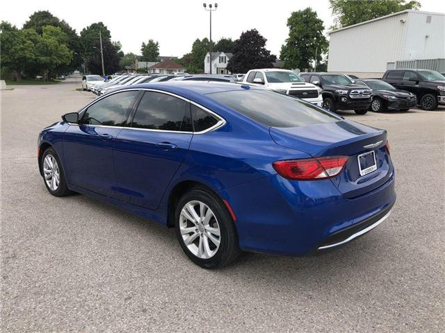 2015 Chrysler 200 Limited (Stk: U19718) in Goderich - Image 2 of 17