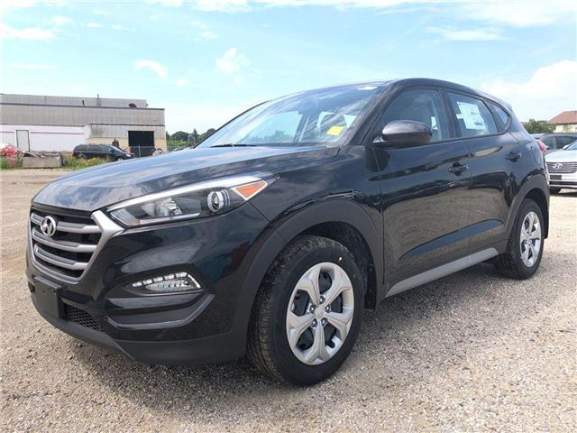 2017 Hyundai Tucson  (Stk: TN17218) in Woodstock - Image 1 of 29