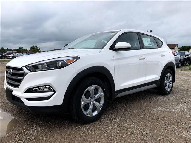 2017 Hyundai Tucson  (Stk: TN17219) in Woodstock - Image 2 of 28
