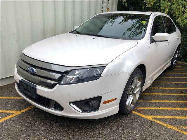 2011 Ford Fusion Sport (Stk: HD17117A) in Woodstock - Image 2 of 14