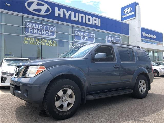 2007 Nissan Pathfinder  (Stk: P1299A) in Woodstock - Image 2 of 30