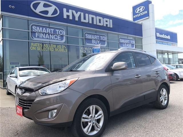 2011 Hyundai Tucson GLS (Stk: P1302) in Woodstock - Image 2 of 27