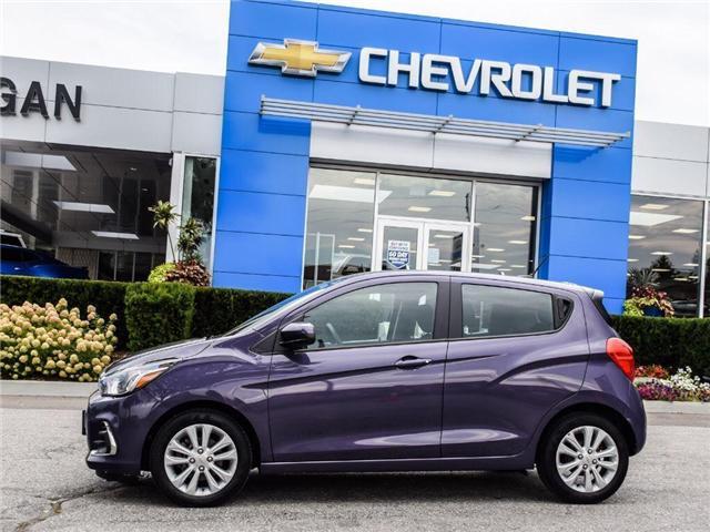 2016 Chevrolet Spark 1LT CVT (Stk: A563956) in Scarborough - Image 2 of 26