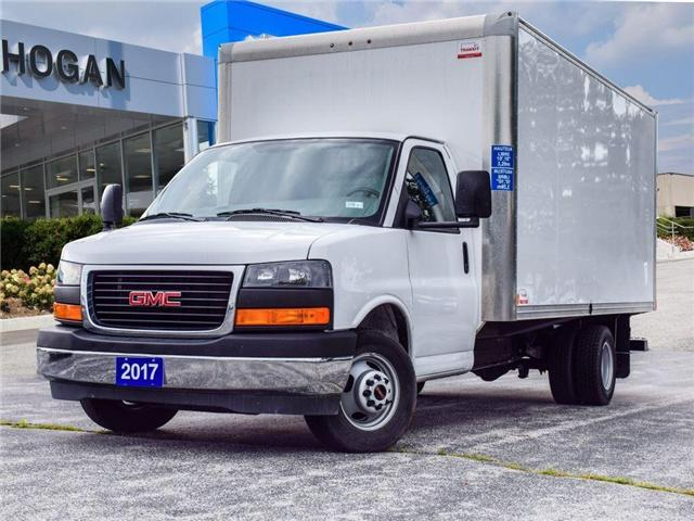 2017 GMC Savana Cutaway 3500 1WT (Stk: A001958) in Scarborough - Image 1 of 17