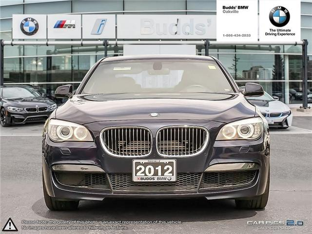 2012 BMW 750  (Stk: B912644A) in Oakville - Image 2 of 25