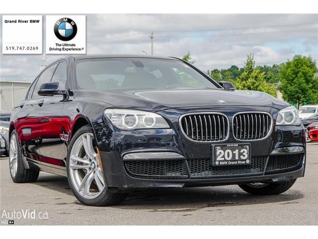 2013 BMW 740 Li xDrive (Stk: 50696B) in Kitchener - Image 1 of 22