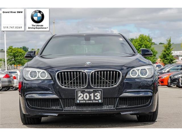 2013 BMW 740 Li xDrive (Stk: 50696B) in Kitchener - Image 2 of 22