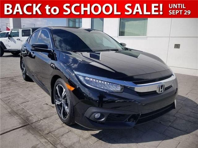 2017 Honda Civic Touring (Stk: 2190077A) in Calgary - Image 1 of 30
