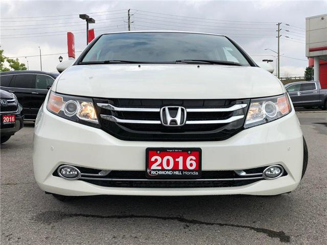 2016 Honda Odyssey Touring (Stk: 181215P) in Richmond Hill - Image 2 of 30