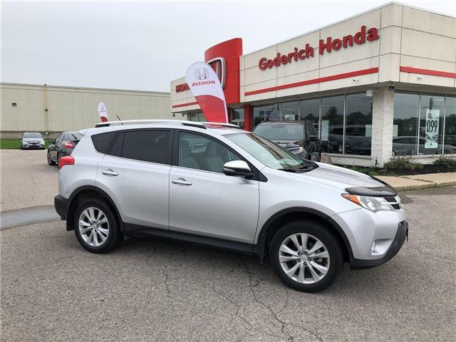 2015 Toyota RAV4 Limited (Stk: U11418) in Goderich - Image 1 of 16