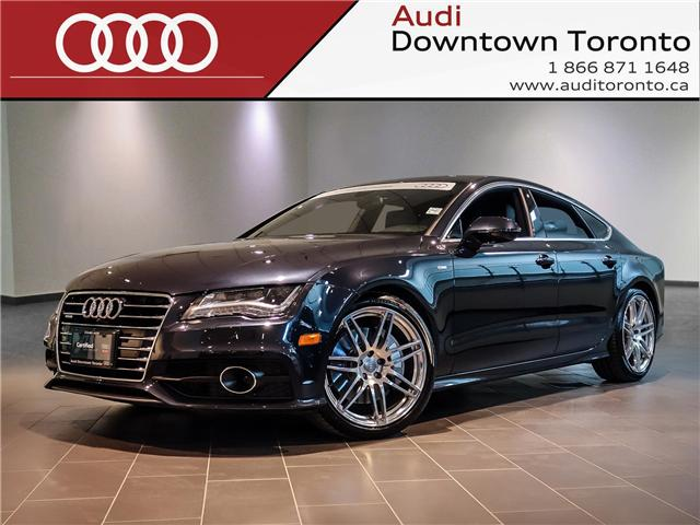 2014 Audi A7 3.0 Technik (Stk: P2600A) in Toronto - Image 1 of 30
