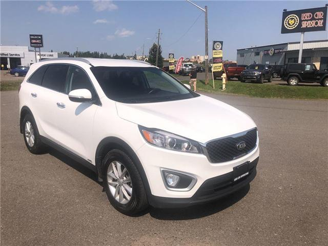 2018 Kia Sorento 2.0L LX (Stk: 3571DO) in Thunder Bay - Image 1 of 16