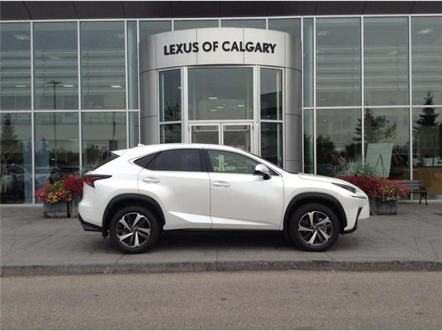 2019 Lexus NX 300 Base (Stk: 190027) in Calgary - Image 1 of 11